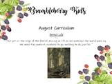 August 2018 Curriculum Guide