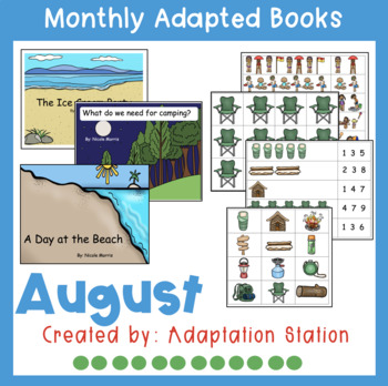 August Adapted Books