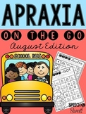 August Apraxia On the Go