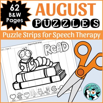 August Articulation Puzzles