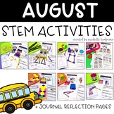 August Back to School STEM Activities