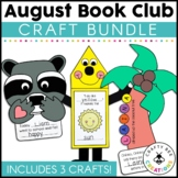 August Book Club {Coconut Tree, The Crayon Box that Talked, & The Kissing Hand}