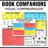 August Book Companions for Intervention