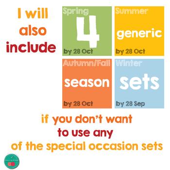 Calendar Sets