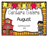 August Centers Galore