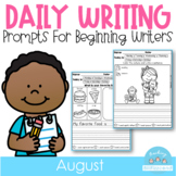 August Daily Writing Prompts