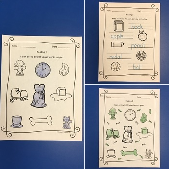 August Differentiated Morning Work or Centers Second Grade FREEBIE