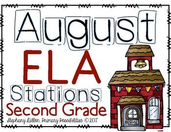 August ELA Stations
