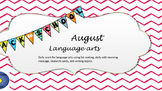 August Every Day Language Centers