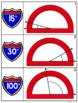 August Math Centers (Grades 3-5)