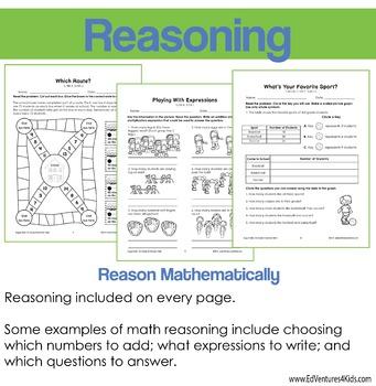 August Math: Enrichment Math for 3rd Grade