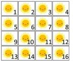 August Month themed Classroom Calendar Dates. Homeschool Bulletin Board Calendar