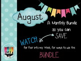 August Monthly Bundle Deal
