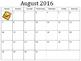 August Morning Folder - Functional Academics