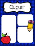 August Newsletter *Editable*