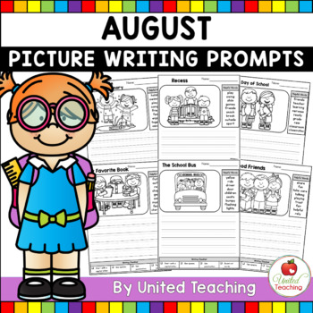 August Picture Prompts for Writing