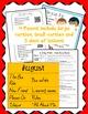 August Poetry for Shared Reading Kindergarten