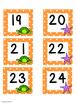 August Polka Dot Calendar Set