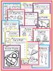 August Preschool Printable Packet NO PREP - Math Literacy