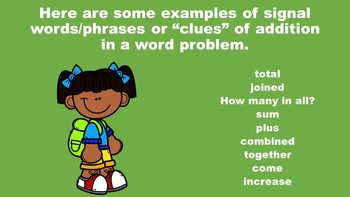 August Problem Solving PowerPoint Game - 3 Digit Without Regrouping Edition