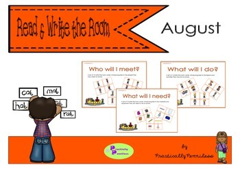 August Read and Write the Room