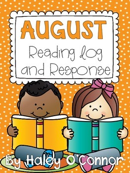 August Reading Printables