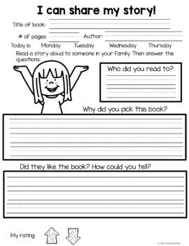 August Reading Responses / Reading Homework