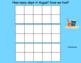 August SMART Board Calendar Math for Kindergarten