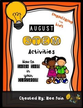 August STEM