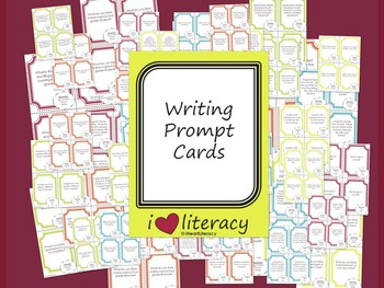 Writing Prompts September 2nd Grade Common Core