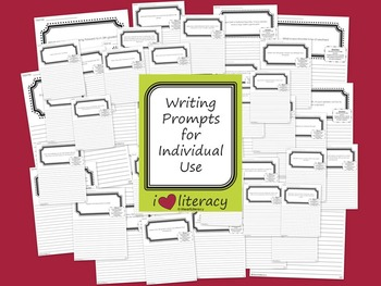 Writing Prompts September 5th Grade Common Core