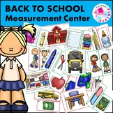 August September Back to School Standard Measurement Center
