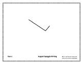 August Squiggle Writing Week 4