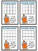 August Sticker Charts