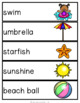 August Vocabulary Unit for Special Education {FREEBIE}
