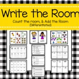 August Write the Room, Count the Room, Add the Room