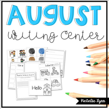 August Writing Center