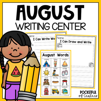 August Writing Center
