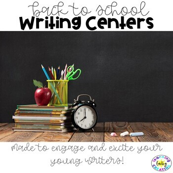 August Writing Centers