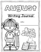 August Writing Journal