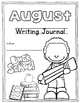 August Writing Journal Covers