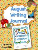 August Writing Journal with Common Core State Standard Prompts