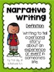 August Writing Prompts: Opinion, Informative, Narrative: K-2