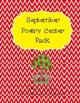 September Poetry Bundle