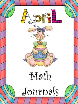 August to May Everyday Math Journals Printable