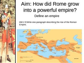 Augustus and Julius Caesar