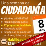 Aula Comunidad Debates de CIUDADANÍA (Ciudadanía, Empatía,