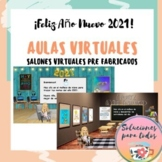 Aulas Virtuales - Salones Prefabricados Virtuales- New Yea
