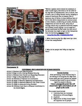Aung San Suu Kyi Changes Burma