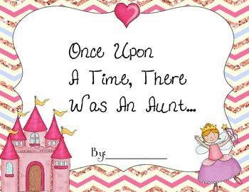 Aunt Appreciation Book